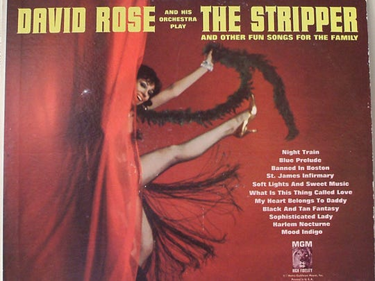 Dave Rose and his Orchestra Play the Stripper and Other Fun Songs for the Family