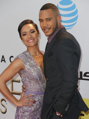 Grace Gealey and Trai Byers are married.