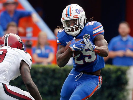 Florida may be uncertain at quarterback, but Jordan