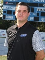 Trevor Stellman is the new head coach of Thomas More College football.