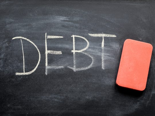 Total household debt in the U.S. hit $13.54 trillion in the fourth quarter of 2018.