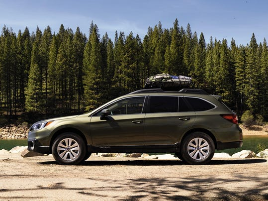 Falling in love again -- maybe: The 2017 Subaru Outback