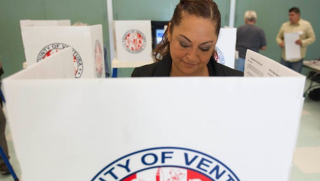 Voters will go to the polls June 5 for the California state primary.