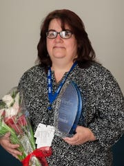 Inspira Health Network recently recognized Tina McCormick, nurse manager of the Medical Surgical Intensive Care Unit, as its Leader of the Year.
