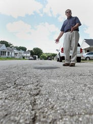 Tom Day talks about issues with Orange Street  near