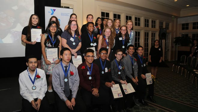 The Raritan Valley YMCA, YMCA of Metuchen, Edison, Woodbridge and South Amboy and the Raritan Bay Area YMCA recently honored 3 volunteers from their respective communities at the 16th annual New Jersey YMCA State Alliance Celebration on October 20th at Forsgate Country Club.