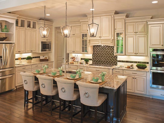 The Camden's open kitchen is the perfect space for