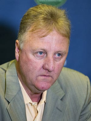 Larry Bird was stunned that Lance Stephenson didn't accept the five-year, $44 million offer from the Pacers.