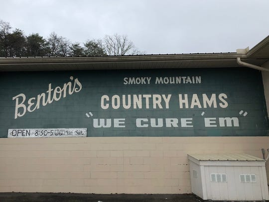 Benton's Smoky Mountain Country Hams is located in