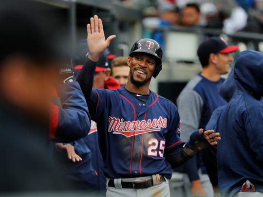 Zimmer Twins Need To Be Patient With Byron Buxton