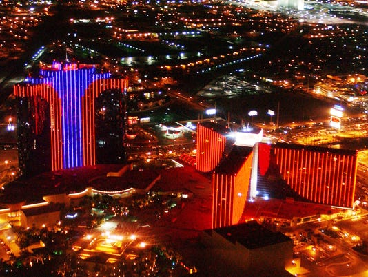 Las Vegas Hotels And Casinos