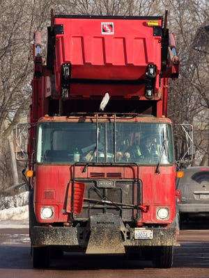 A Sioux Falls city proposal would include higher fees for loads taken to the Sioux Falls city landfill and would require that residents not keep trash can s