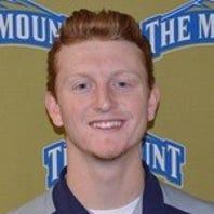 York Catholic grad Brenden Kennedy named NEC Baseball Rookie of Week for Mount St. Mary's