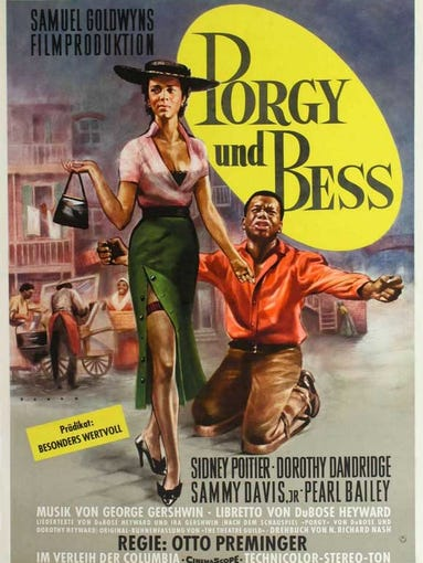 1. Porgy and Bess, 1959