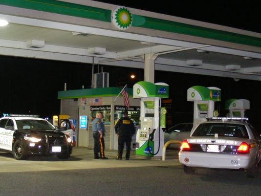 Fair Lawn police seek man who stole $600 from gas station