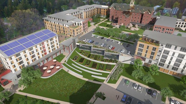 See Burlington's Cambrian Rise development