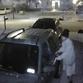 Video surveillance footage of car break-ins in Timber Oaks