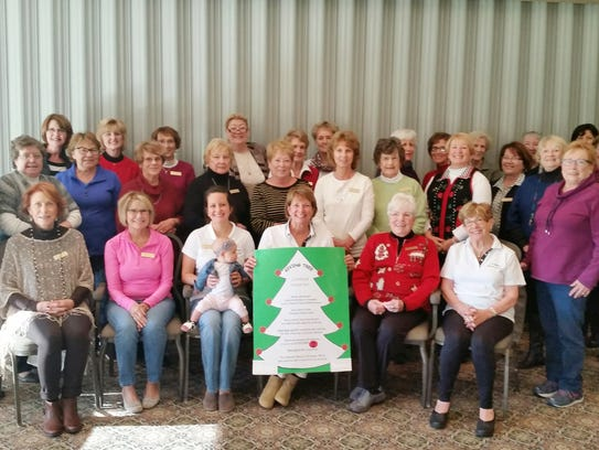 The Livingston Women's Club launches its annual Giving