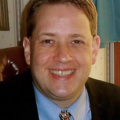 Hancock County Prosecutor Brent Eaton