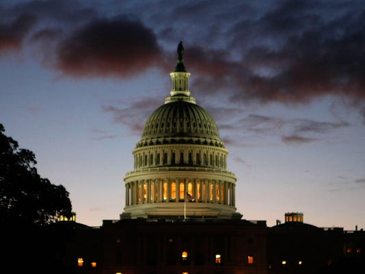 Congress Races To Hammer Out Deal For Bailout Legislation
