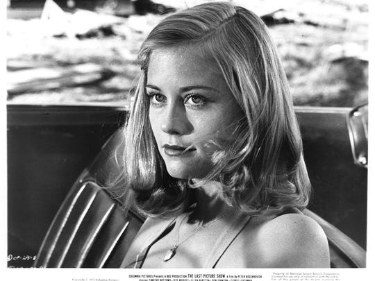 Cybill Shepherd in a stunner of a publicity still for