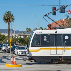 With the extension of rail service from Santa Monica to downtown, visitors to Los Angeles now have more options to experience the notoriously motor-centric city car-free.