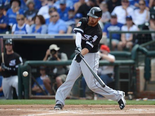 MLB: Spring Training-Chicago White Sox at Kansas City Royals