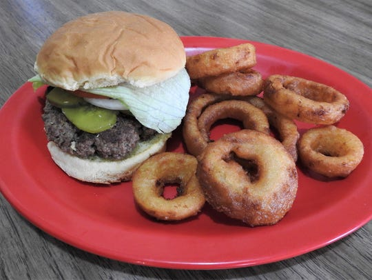 Tina's Diner prides itself on fresh-made items, including