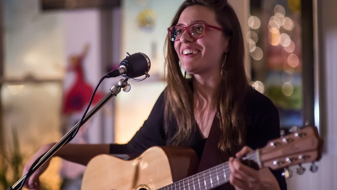 Susanna Rose celebrates the release of her new album Saturday, April 29, at Small World Books.