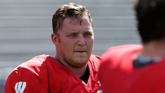 UW offensive lineman Beau Benzschawel was named a first-team preseason All-American by USA Today.
