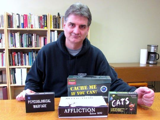 DPH Games founder Dan Hundycz has brought several new games to market.