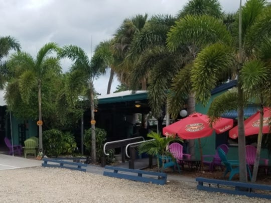 Kona Beach Cafe was at 3340 N.E. Pineapple Ave. in Jensen Beach.