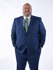 Rob Link, 2017 Knoxville Business Journal 40 Under