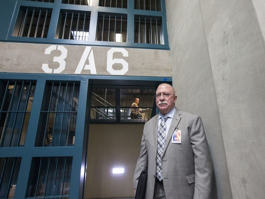 Arizona Department of Corrections Director Charles