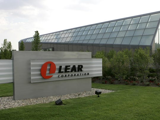 file-- lear corp.