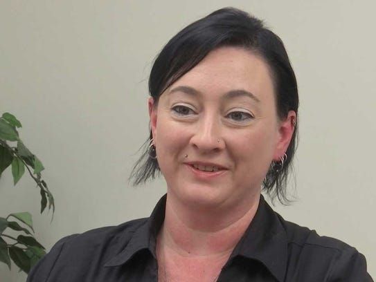 Molly Thomas serves on the Brevard County Historical