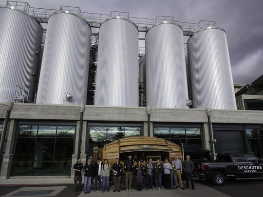 Deschutes Brewery, based in Bend, Oregon