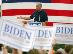 Archives: Sen. Biden stumbles out of gate in '08 race