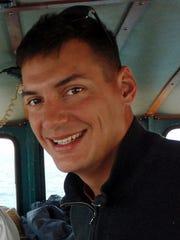 Austin Tice, a Houston native and Marine captain who