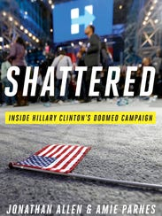 'Shattered' by Jonathan Allen and Amie Parnes