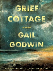 """The cover of Gail Godwin's """"Grief Cottage."""""""