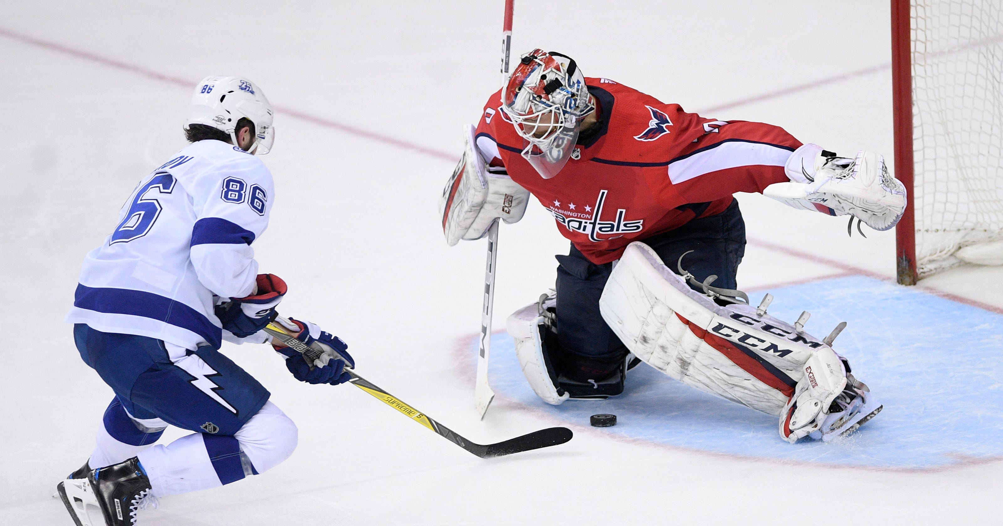 Nikita Kucherov repeats All-Star move against Braden Holtby for another goal 181db86287c