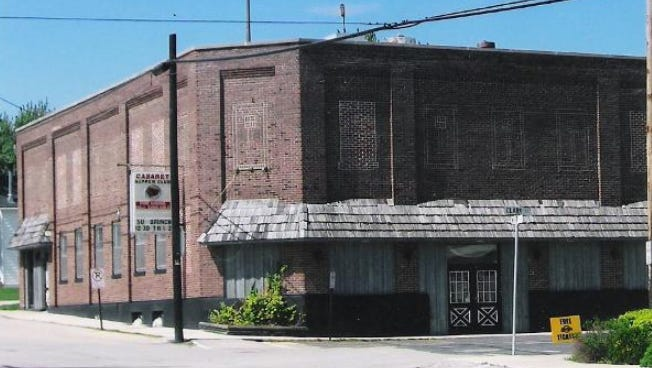 The Cabaret Supper Club in St. Cloud, Wis.