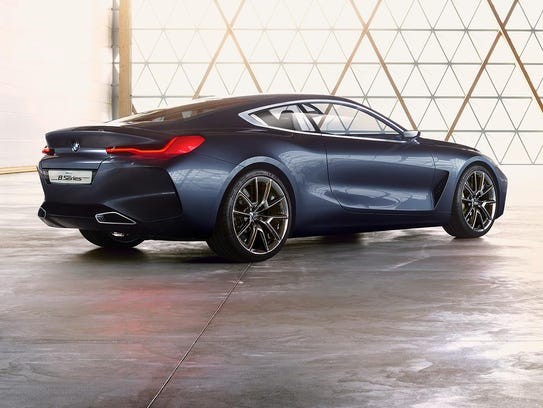 The BMW Concept Series.