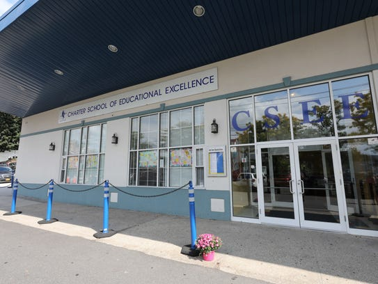 The exterior of the Charter School of Educational Excellence