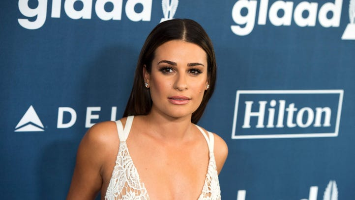 Lea Michele pays tribute to Cory Monteith, grandmother with new tattoos