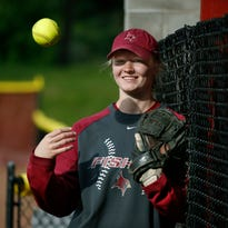 St. John Fisher rides arm of Lindsey Thayer back to softball world series