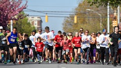 Hundreds pound the pavement in YWCA's Race Against Racism