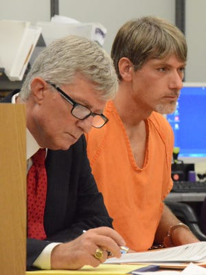 David Siefert with his attorney, Mike Lind