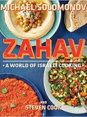 "Chef Michael Solomonov will be discussing his award-winning cookbook ""Zahav,"" and signing copies Sunday at Congregation Beth Emeth in Wilmington."